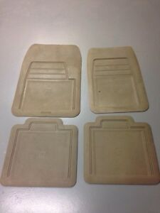 Gm gmc floor mats