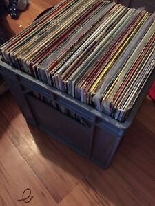 Crate of records  London Ontario image 2