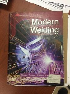 Looking first year welding textbooks  St. John's Newfoundland image 1