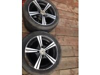 Xxxl alloy wheels and tyres