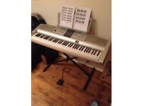 Keyboard Yamaha Portable Grand Dgx-305