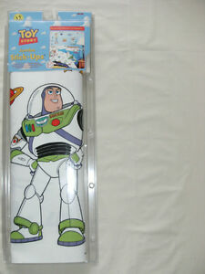 "BUZZ LIGHTYEAR TOY STORY ""JUMBO  Wall Stick-Ups"""
