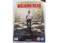 The Walking Dead - The Complete Sixth Season DVD