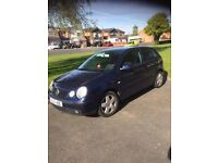 Vw Polo 1.4 16v for parts
