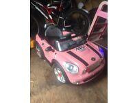 Kids pink mini