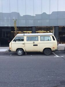 Westfalia Vanagon 83