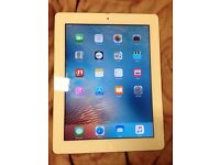 White iPad 2 64GB Wifi Tablet Good Condition Ideal Xmas Present Can Deliver