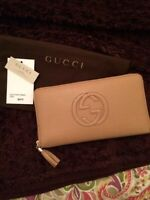 Gucci Soho wallet authentic