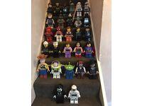 Lego minifigure rare alarm clocks