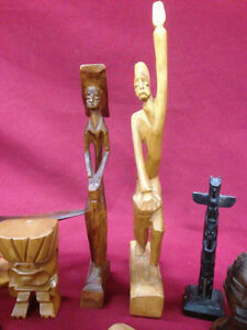 WOODEN FIGURINE Windsor Region Ontario image 3