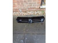VW POLO R LINE GRILL GENUINE VW PART