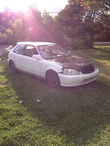 99 Honda Civic hatchback