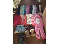 clothes for girl 3-4 years