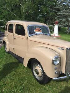 1950 Ford Prefect