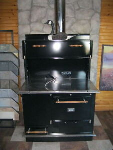 NEW WOOD COOKSTOVES & HEATERS STARTING @ 1,680.00 London Ontario image 3