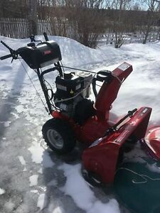 "Sears Craftsman Snow Blower 27"" Excellent Condition - GFW"