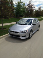 2011 Mitsubishi Lancer SE 4D Sedan - Clean Title