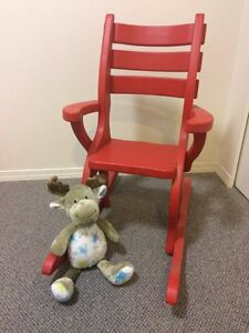 Reclaimed Children's Rocker