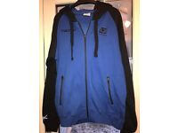 Marcon Scotland Rugby Zipped Sweatshirt