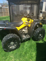 Fire sale - Can-AM Outlander XXC - this week only