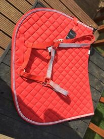 Saddle Pad Set