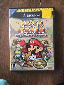 Paper Mario and the thousand year door