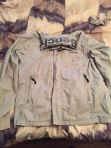 XL bench jacket