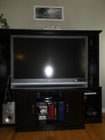 """**50"""" TV WITH STAND***325.00"""