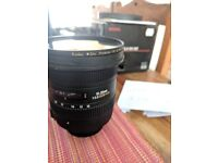 Sigma 10-20mm f3.5 EX DC - Nikon Fit (Wide Angle Lens)