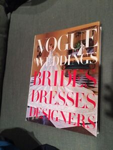 Vogue Wedding Coffee table book