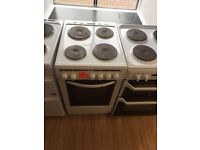 ***Currys Essentials 50cm solid ring cooker***Free Delivery**Fitting**Removal