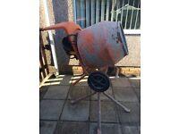 Belle 240 volt Cement Mixer