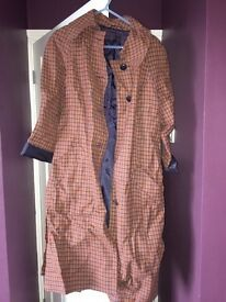 Vintage long women's coat