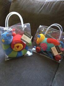 Mamas & Papas toy bundle
