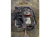Honda breaker / kango