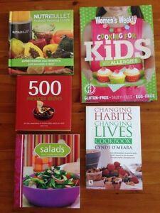 Recipe Books Newcastle Newcastle Area Preview