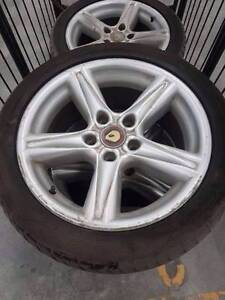 Holden commodore mag wheels Melton Melton Area Preview