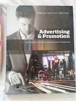 Advertising and Promotion 5th Canadian Addition by: G&M Belch