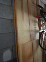Clear pine boards- lumber