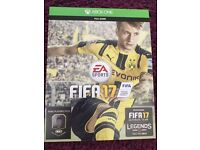 Fifa 17 for Xbox One Legends Edition