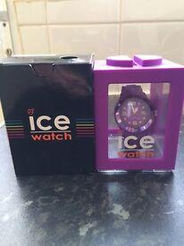 Watch ice purple