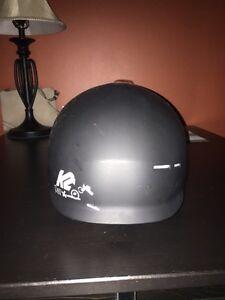 K2 male snowboard helmet