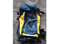 60L camping/hiking backpack