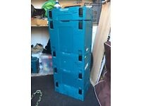 Makita macpac cases like tanos systainer festool
