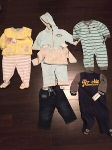 Brand new tags intact baby boy clothing