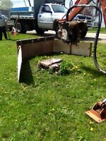 Stump grinding services insured free quotes valley wide