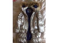 Pampolina coat age 8