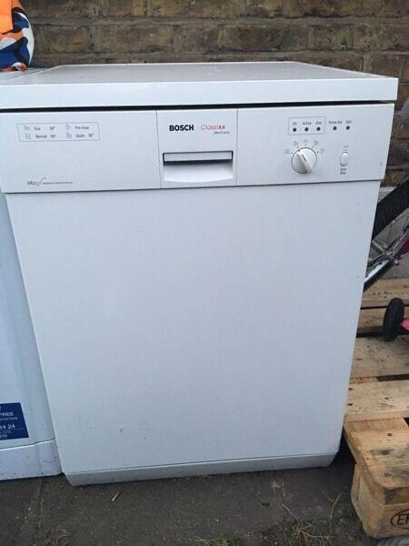 Bosch Clasixx dishwasher