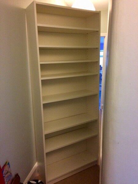 IKEA Billy Bookcase (white)