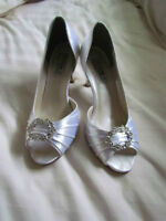 Dyable Wedding Shoes